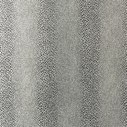 Anna French Mamba Wallpaper in Black on Mylar