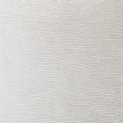 Anna French Onda Wallpaper in Pearl and Silver