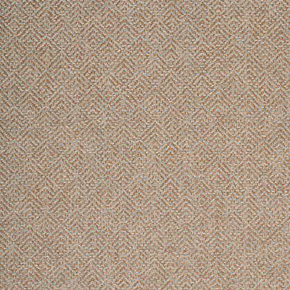 Thibaut Beverly Hills Wallpaper in Tobacco and Grey