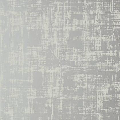Anna French Braxton Texture Wallpaper In Metallic Silver