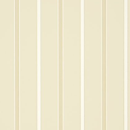 Anna French Dawson Stripe Wallpaper in Beige