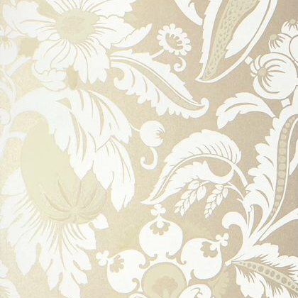 Anna French Mallorca  Wallpaper in Pearl