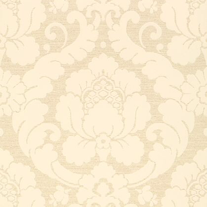 Anna French Marlow Wallpaper in Beige