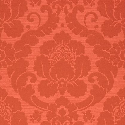 Anna French Marlow Wallpaper in Red