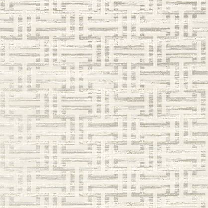 Anna French Rymann Wallpaper in Pearl