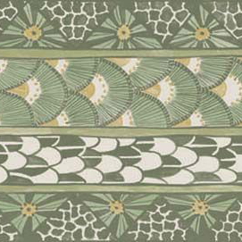 Cole & Son Ardmore Border Wallpaper 109/5024