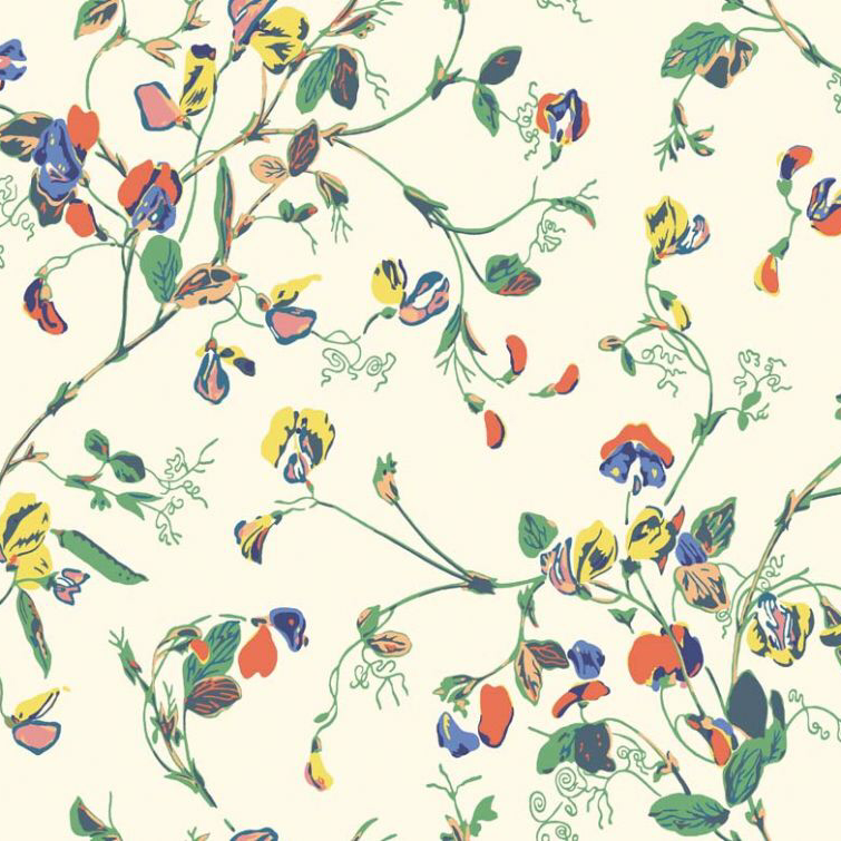 Cole & Son Sweet Pea  Wallpaper 100/6032