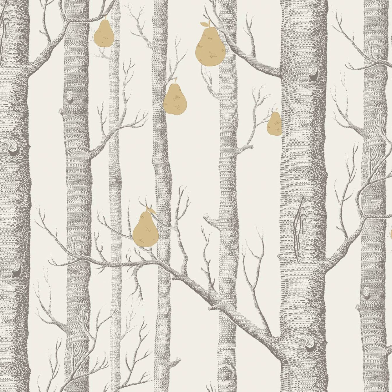 Cole & Son Woods and Pears Wallpaper 95 5032