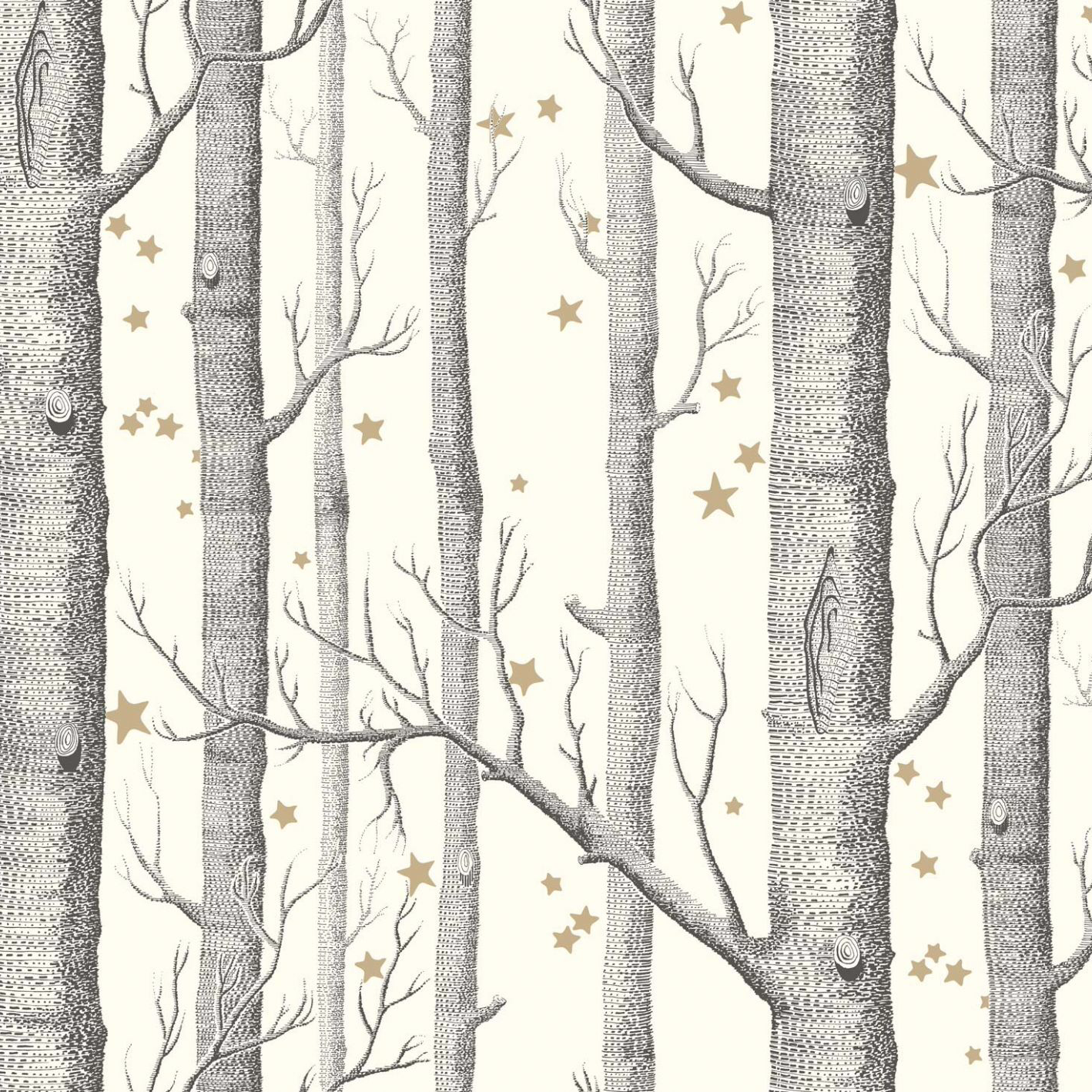 Cole & Son Woods and Stars Wallpaper 103 11050