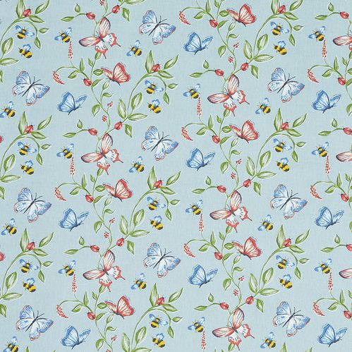 Elsa Matt Oilcloth in Paintbox