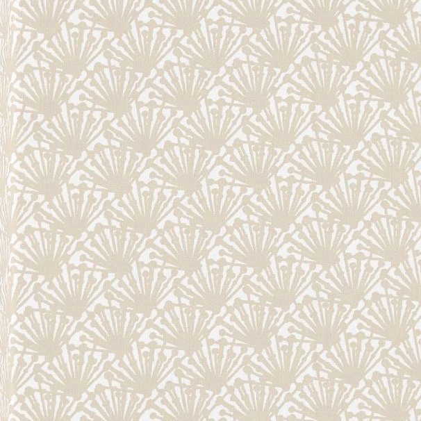 Fili Sand Extra Wide Organic Oilcloth