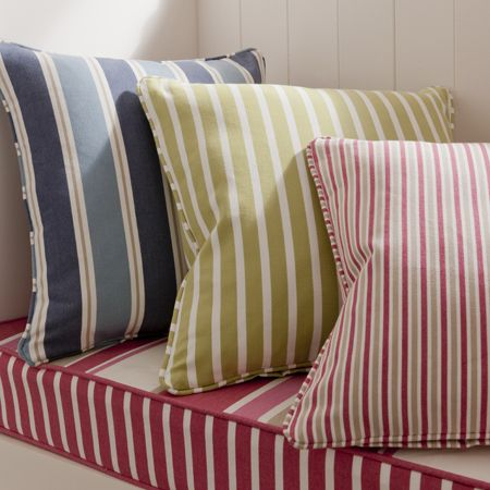 Striped and Checked Fabric