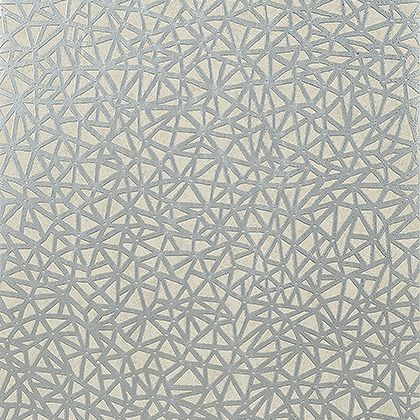 Thibaut Aedan Wallpaper in Linen