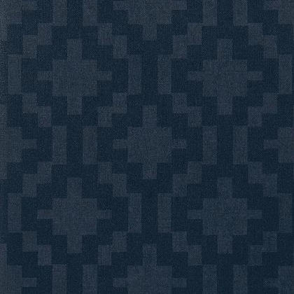 Thibaut Andes Wallpaper in Navy