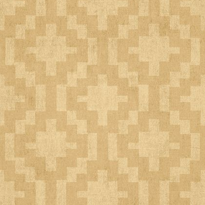 Thibaut Andes Wallpaper in Tobacco