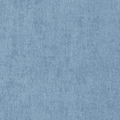 Thibaut Belgium Linen Wallpaper in Blue