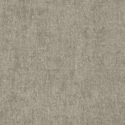 Thibaut Belgium Linen Wallpaper in Charcoal