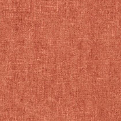 Thibaut Belgium Linen Wallpaper in Cinnabar