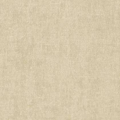 Thibaut Belgium Linen Wallpaper in Flax