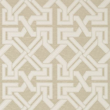 Thibaut Benedetto Wallpaper in Flax