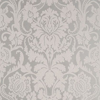 Thibaut Cheryl Wallpaper in Metallic Silver