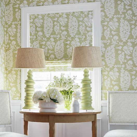 Thibaut Chestnut Hill Wallpaper