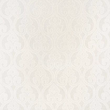 Thibaut Clovis Embroidery in Off White