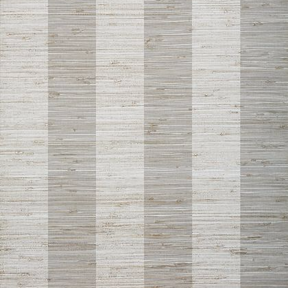 Thibaut Crossroad Stripe Wallpaper in Beige