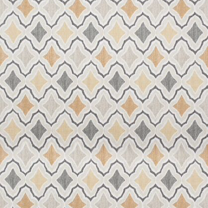 Thibaut Cruising Fabric in Grey