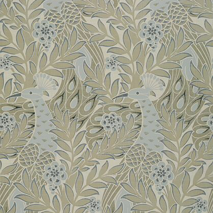 Thibaut Desmond  Wallpaper in  Beige/Grey