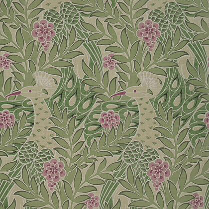 Thibaut Desmond  Wallpaper in  Moss