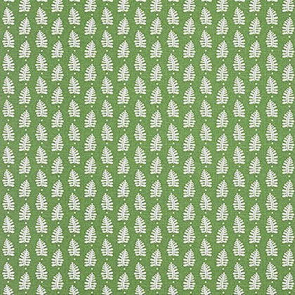 Thibaut Ferndale Wallpaper in Green