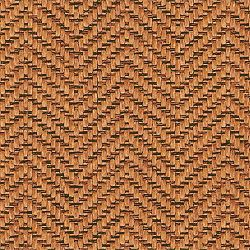 Thibaut Herringbone Weave Wallpaper in Sienna