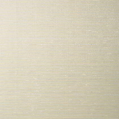Thibaut Moonlight Wallpaper in Neutral on Silver