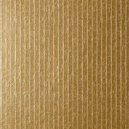 Thibaut Mother of Pearl Wallpaper in Metallic Gold
