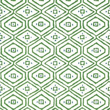 Thibaut Pass-a-Grille Wallpaper in Green