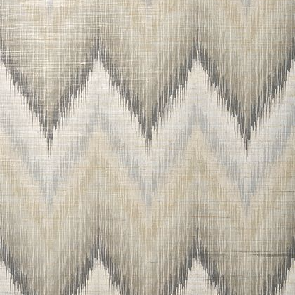 Thibaut Piedmont Wallpaper in Grey