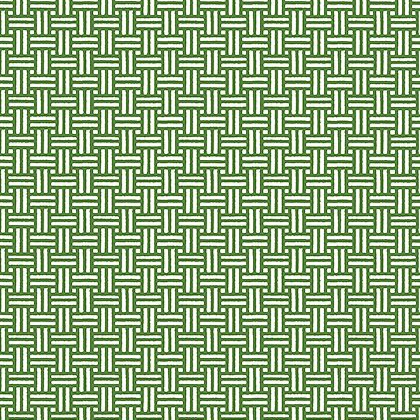 Thibaut Piermont Wallpaper in Green