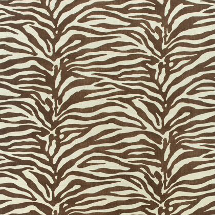 Thibaut Serengeti Fabric in Brown