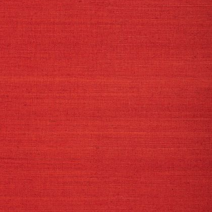 Thibaut Shang Extra Fine Sisal Wallpaper in Cherry