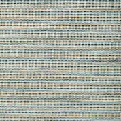 Thibaut Stream Weave Wallpaper in Aqua
