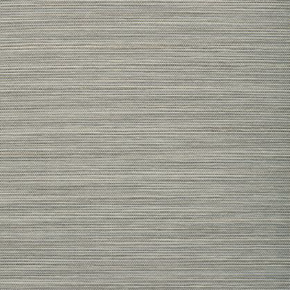Thibaut Stream Weave Wallpaper in Dark Grey