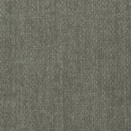 Thibaut Tobago Weave Wallpaper in Charcoal