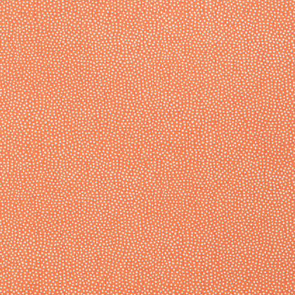 Thibaut Turini Dots  Wallpaper in Orange