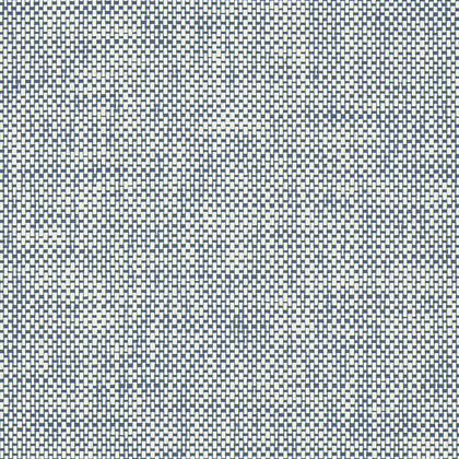 Thibaut Wicker Weave Wallpaper in Blue