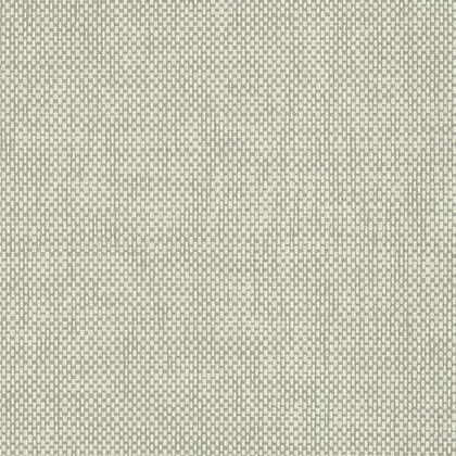 Thibaut Wicker Weave Wallpaper in Smoke