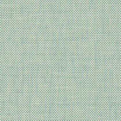 Thibaut Wicker Weave Wallpaper in Teal
